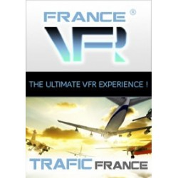 Trafic FRANCE for P3D and FSX