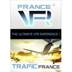 TRAFIC FRANCE POUR P3DV4 ET...