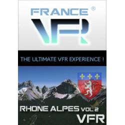 RHONE-ALPES VFR VOL.2 POUR FSX