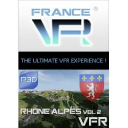 RHONE-ALPES VFR VOL.2 POUR...