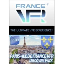 Discover Pack Ile de France...