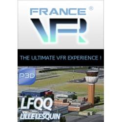 LFQQ - Lille Lesquin pour P3D