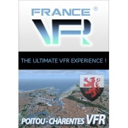 Poitou-Charentes VFR pour FSX