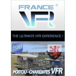 Poitou-Charentes VFR pour P3D