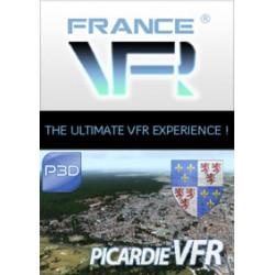 Picardie VFR pour P3D