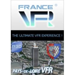 Pays de Loire VFR for P3D