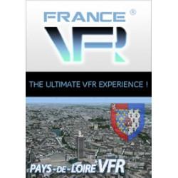 Pays de Loire VFR for FSX