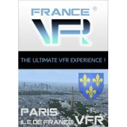 PARIS - ILE DE FRANCE VFR...