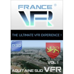AQUITAINE VFR VOL1 (SUD)...
